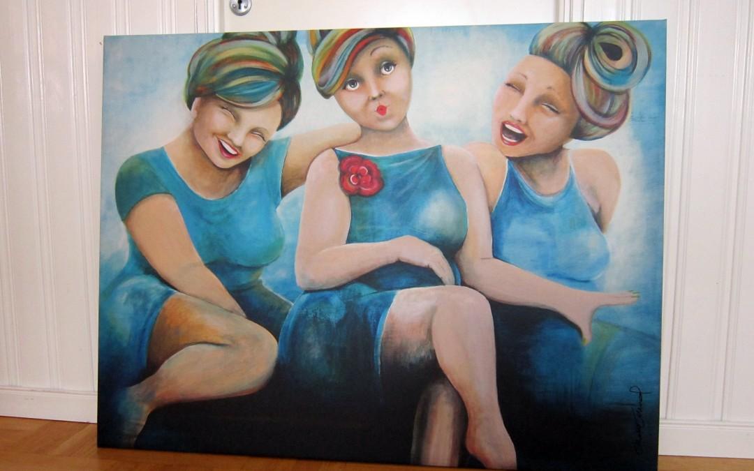 beställa canvas bilder