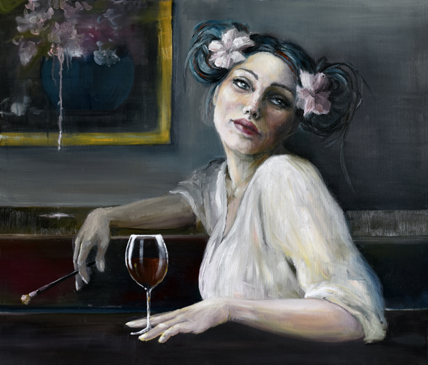 The artist - privat