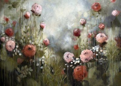 SÅLD-Magic Rosegarden